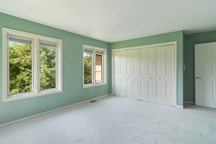 Real Estate Photography - 6255 Pine Tree Drive, Long Grove, IL, 60047 - 2nd Bedroom