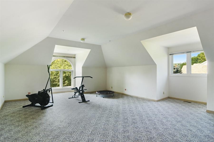 Real Estate Photography - 6255 Pine Tree Drive, Long Grove, IL, 60047 - Bonus Room