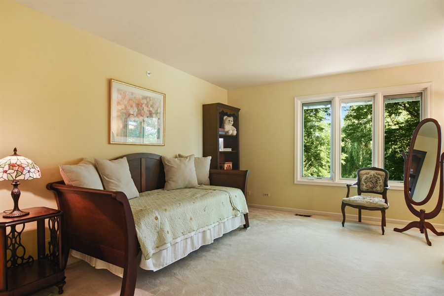 Real Estate Photography - 6255 Pine Tree Drive, Long Grove, IL, 60047 - 4th Bedroom