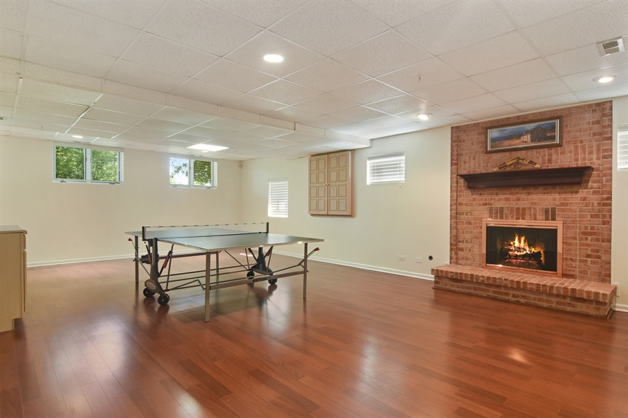 Real Estate Photography - 6255 Pine Tree Drive, Long Grove, IL, 60047 - Lower Level