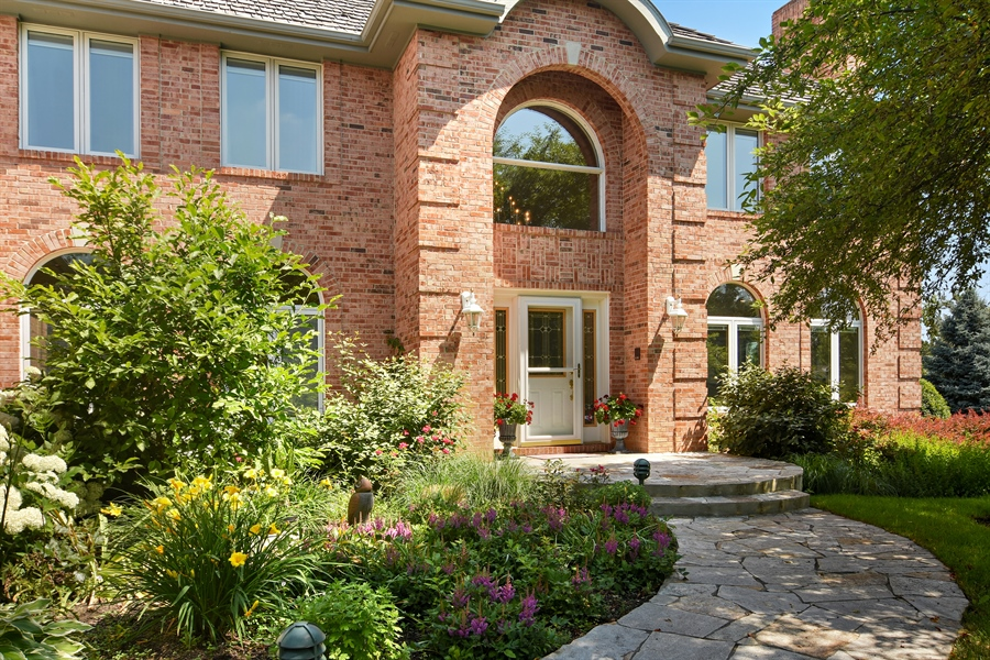 Real Estate Photography - 6255 Pine Tree Drive, Long Grove, IL, 60047 - Front View