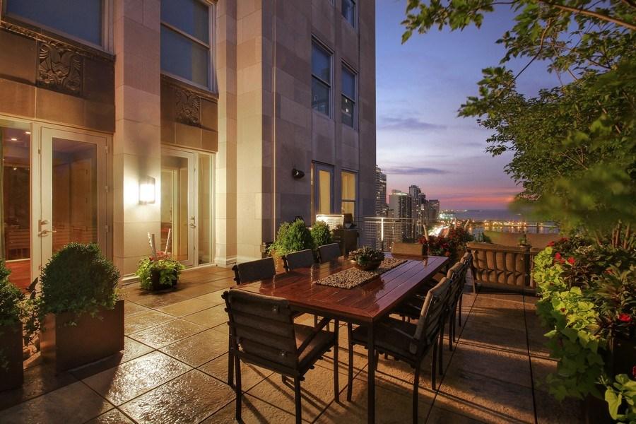 Real Estate Photography - 159 E Walton, Unit 19B, Chicago, IL, 60611 - Location 1