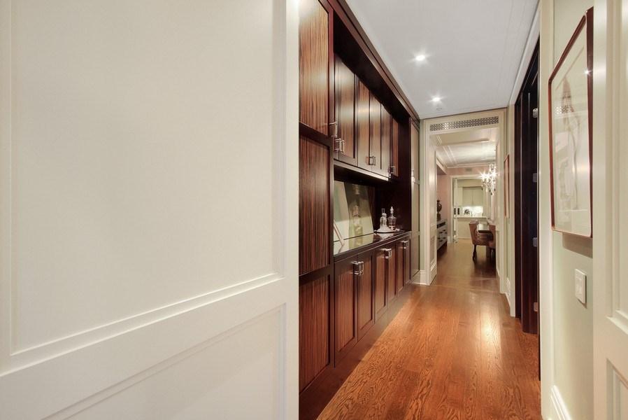 Real Estate Photography - 159 E Walton, Unit 19B, Chicago, IL, 60611 - Hallway