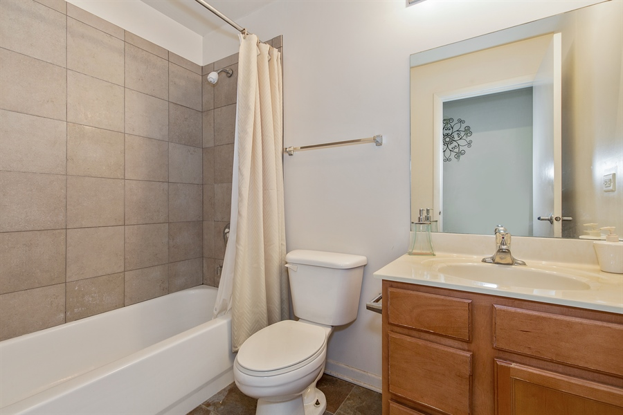 Real Estate Photography - 2419 W Gladys, Chicago, IL, 60612 - Bathroom