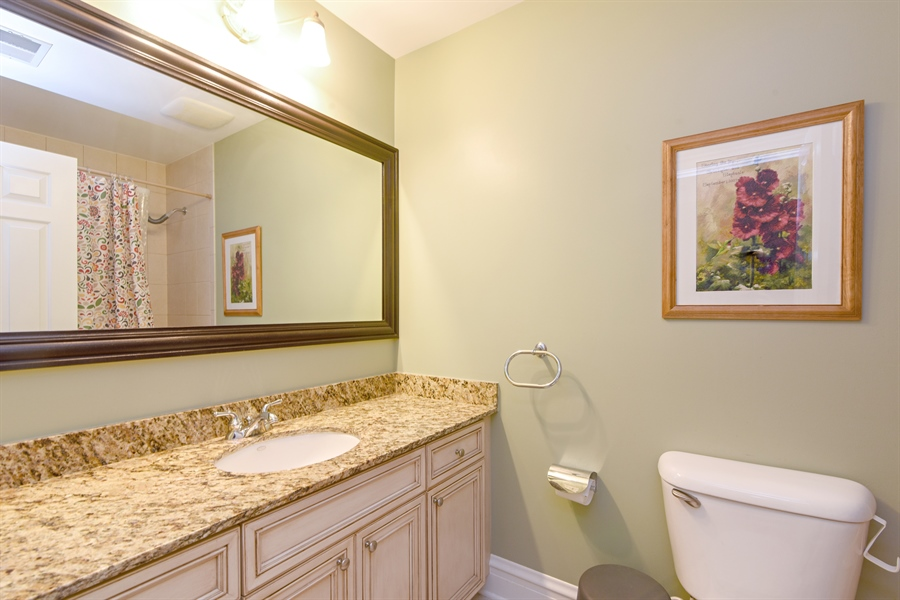 Real Estate Photography - 4226 N. Ashland Ave., 1A, Chicago, IL, 60613 - 2nd Bathroom