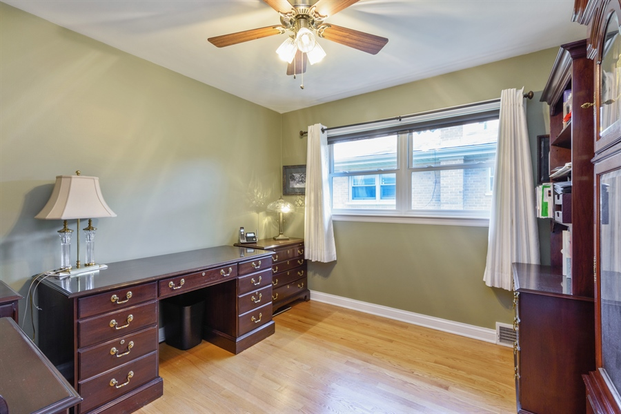 Real Estate Photography - 619 W Fairview, Arlington Heights, IL, 60005 - 3rd Bedroom
