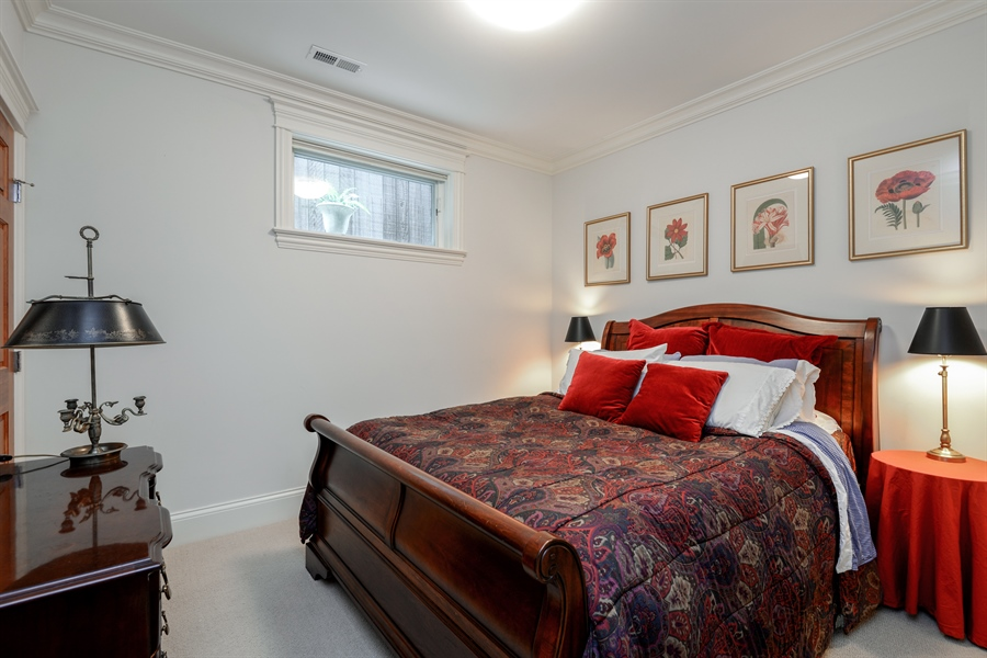 Real Estate Photography - 1232 Wellington, Chicago, IL, 60657 - 3rd Bedroom