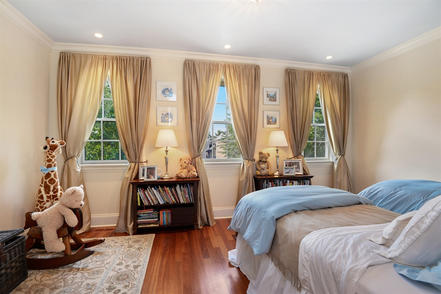 Real Estate Photography - 1232 Wellington, Chicago, IL, 60657 - Bedroom