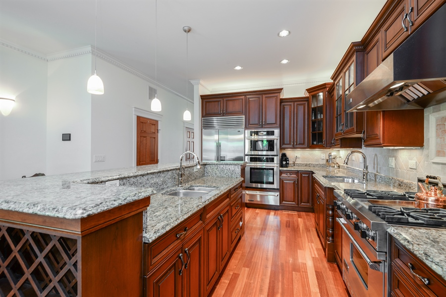 Real Estate Photography - 1232 Wellington, Chicago, IL, 60657 - Kitchen