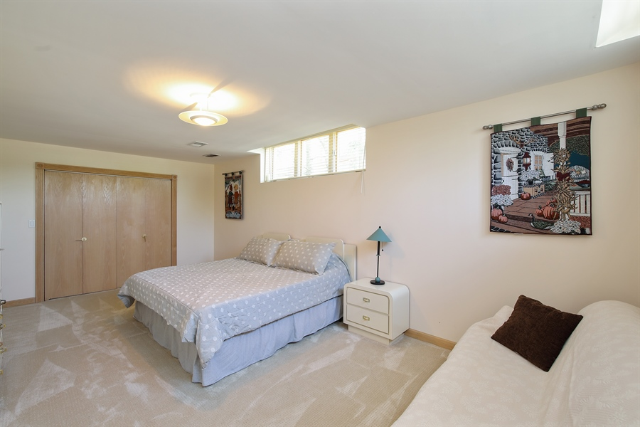 Real Estate Photography - 4307 Westview Dr, Northbrook, IL, 60062 - 4th Bedroom