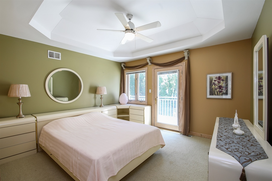 Real Estate Photography - 4307 Westview Dr, Northbrook, IL, 60062 - Bedroom