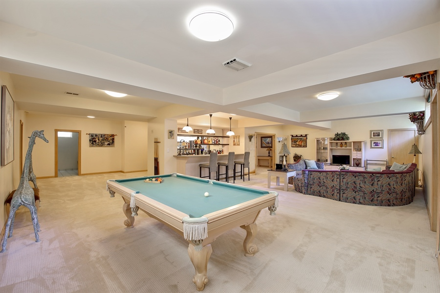 Real Estate Photography - 4307 Westview Dr, Northbrook, IL, 60062 - Basement