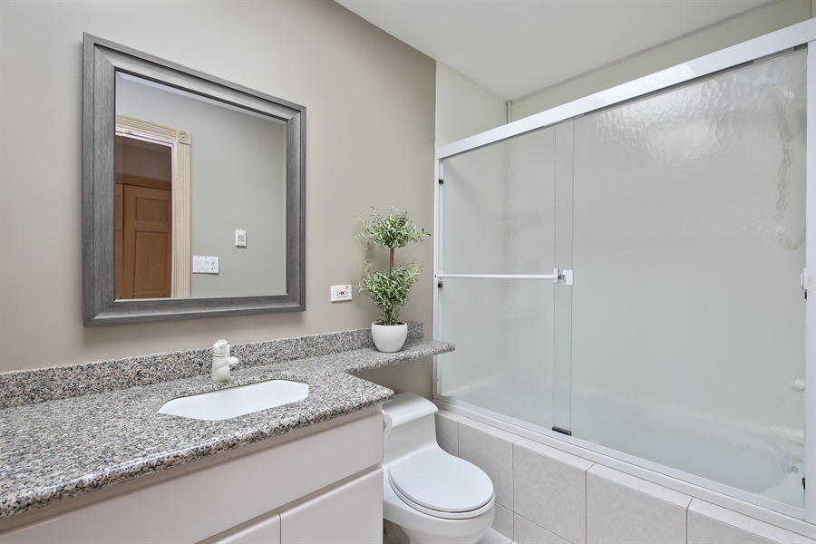 Real Estate Photography - 4307 Westview Dr, Northbrook, IL, 60062 - Bathroom