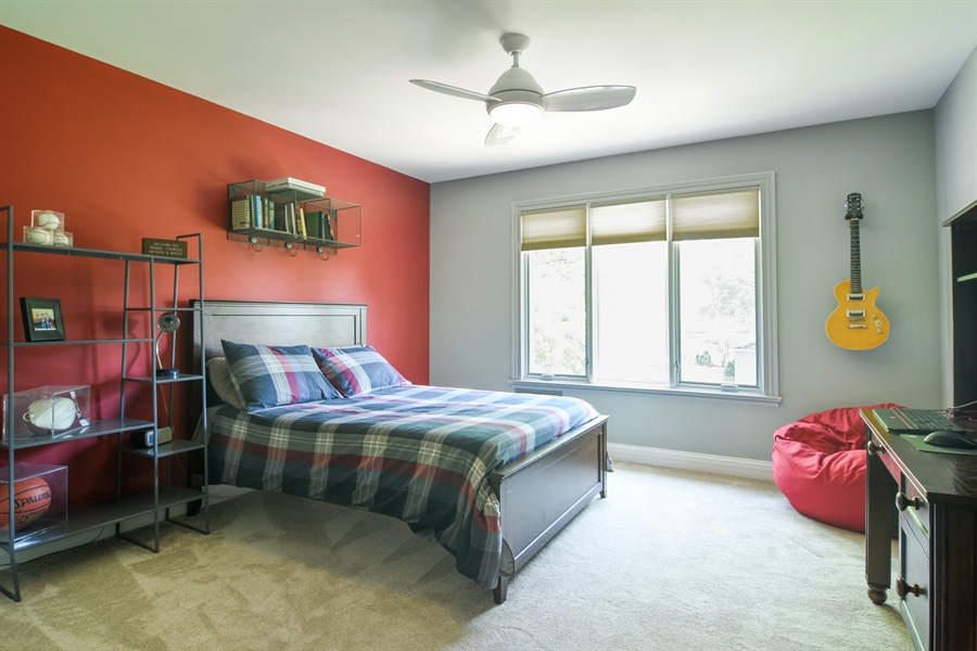 Real Estate Photography - 309 N Owen, Mount Prospect, IL, 60056 - 3rd Bedroom