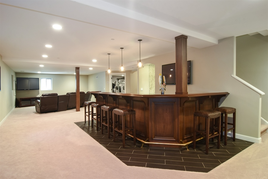 Real Estate Photography - 309 N Owen, Mount Prospect, IL, 60056 - Lower Level