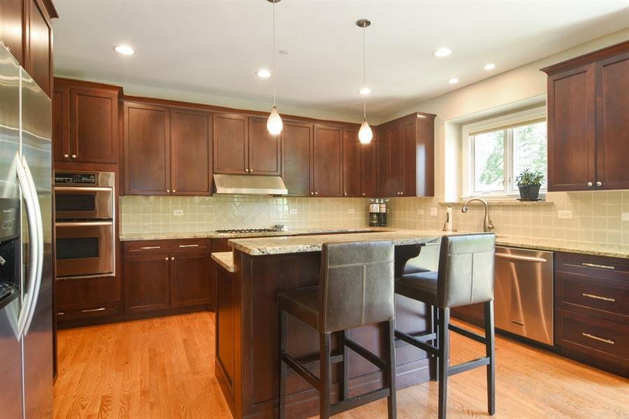 Real Estate Photography - 309 N Owen, Mount Prospect, IL, 60056 - Kitchen