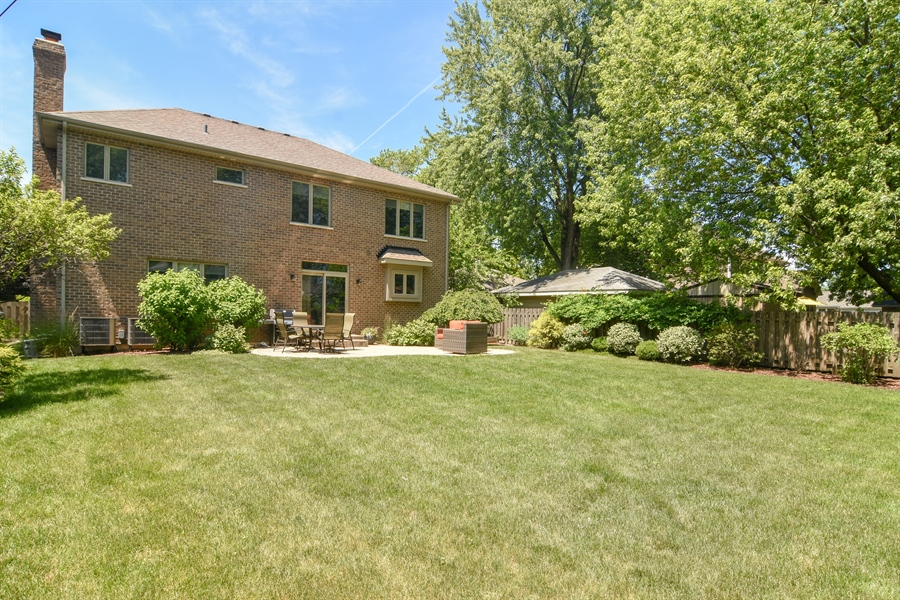 Real Estate Photography - 309 N Owen, Mount Prospect, IL, 60056 - Rear View