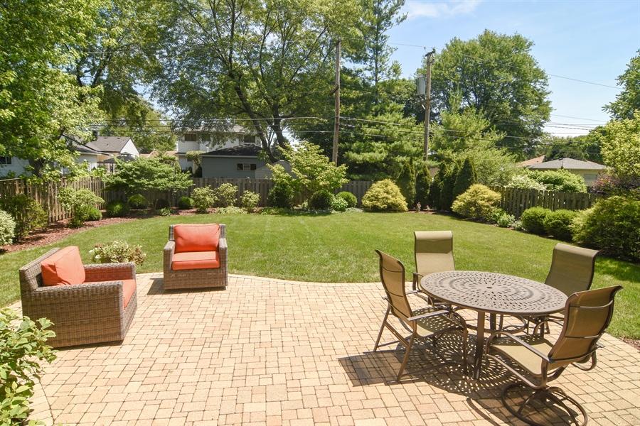 Real Estate Photography - 309 N Owen, Mount Prospect, IL, 60056 - Patio