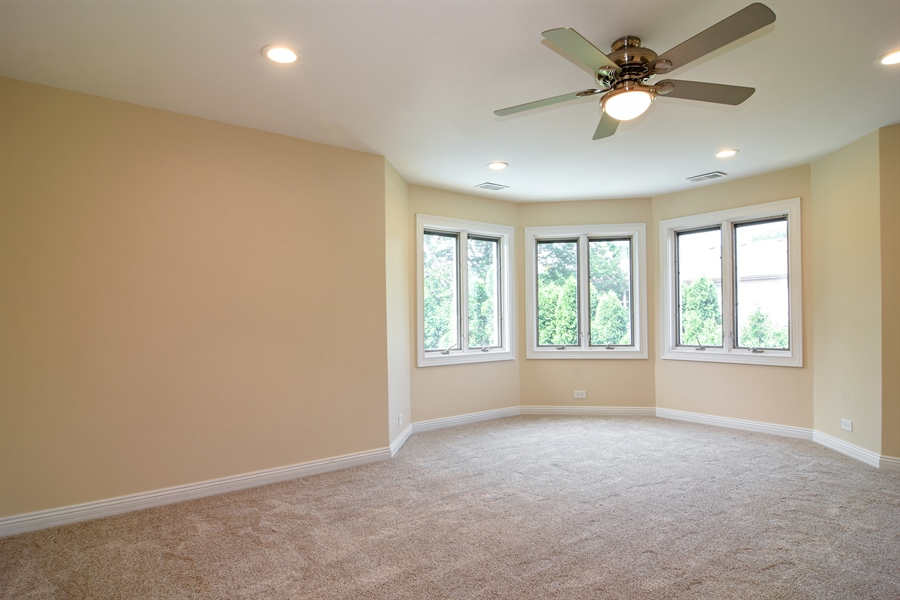 Real Estate Photography - 2227 W Lincoln St., Mount Prospect, IL, 60056 - 2nd Bedroom