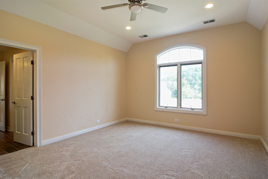 Real Estate Photography - 2227 W Lincoln St., Mount Prospect, IL, 60056 - 3rd Bedroom