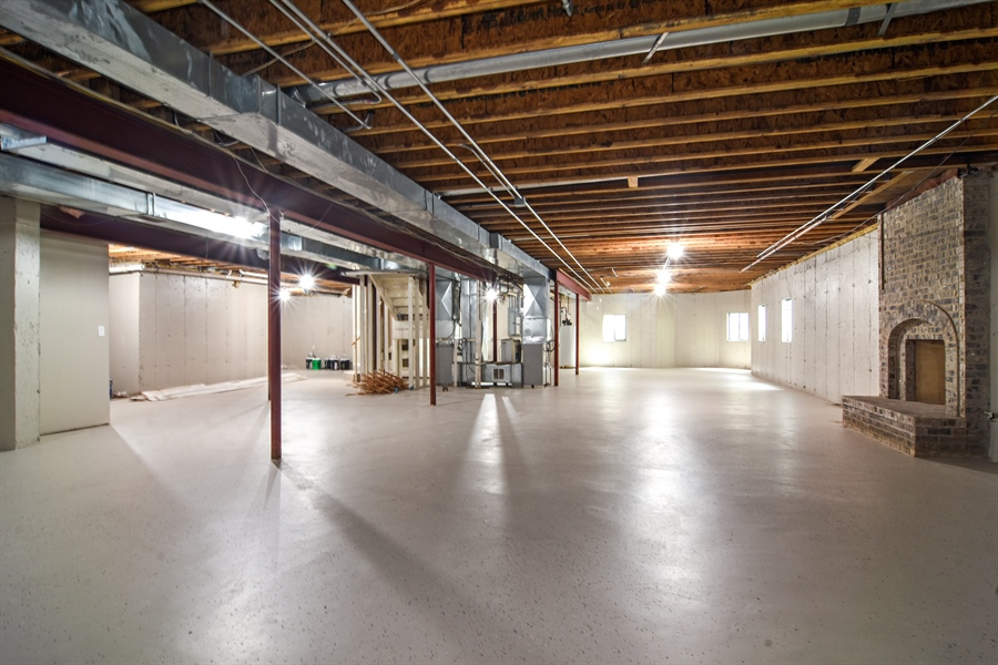 Real Estate Photography - 2227 W Lincoln St., Mount Prospect, IL, 60056 - Basement