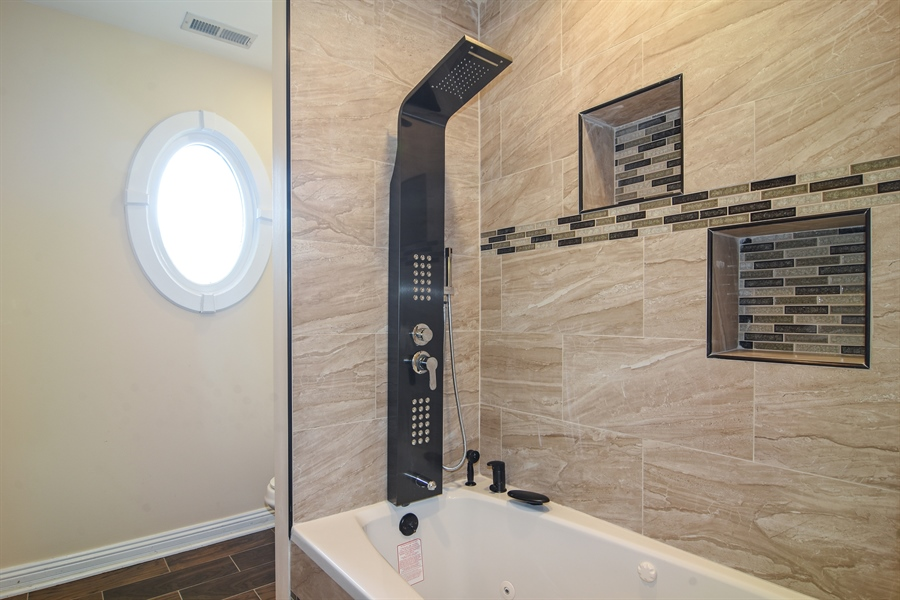 Real Estate Photography - 2227 W Lincoln St., Mount Prospect, IL, 60056 - Bathroom