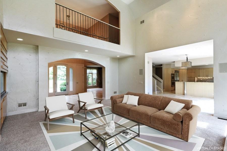 Real Estate Photography - 9 Bannockburn Ct, Bannockburn, IL, 60015 - Great Room