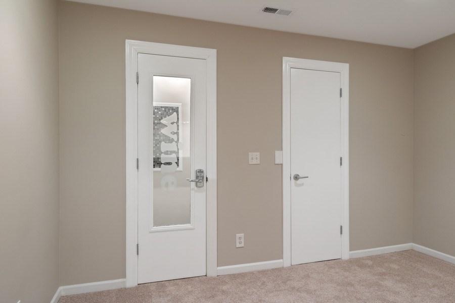 Real Estate Photography - 9 Bannockburn Ct, Bannockburn, IL, 60015 - Wine Cellar