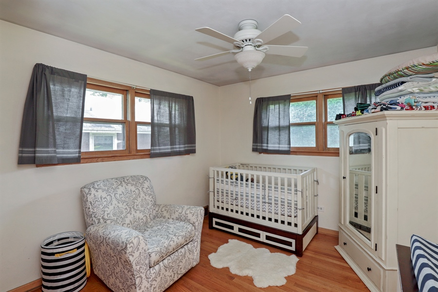 Real Estate Photography - 757 Lincoln Ave, Lake Bluff, IL, 60044 - Bedroom