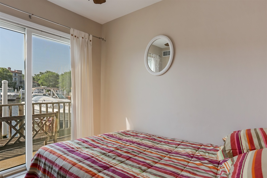 Real Estate Photography - 41 Landings Blvd, New Buffalo, MI, 49117 - 2nd Bedroom