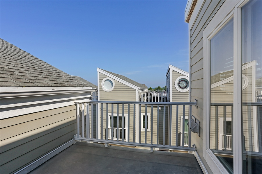 Real Estate Photography - 41 Landings Blvd, New Buffalo, MI, 49117 - Deck
