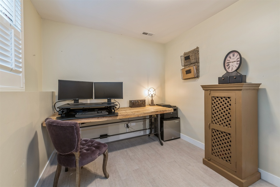 Real Estate Photography - 537 N Hartland, Chicago, IL, 60622 - 4th Bedroom