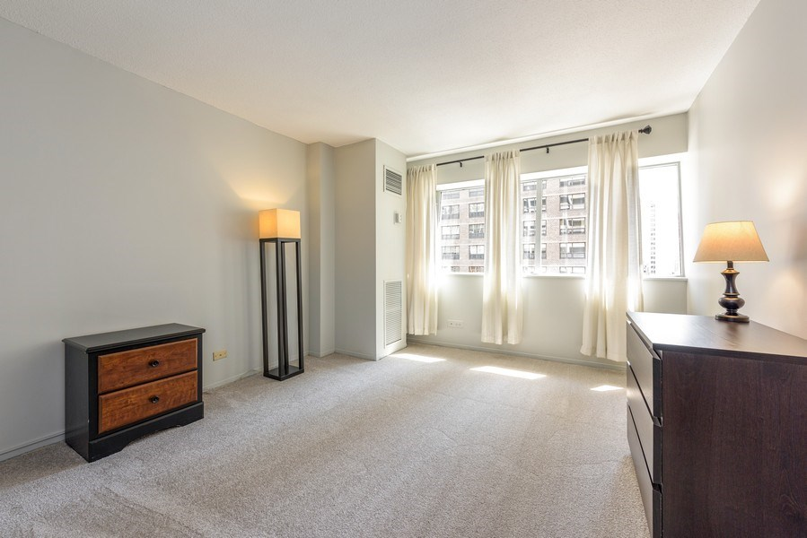 Real Estate Photography - 1415 N Dearborn, 8B, Chicago, IL, 60610 - 2nd Bedroom