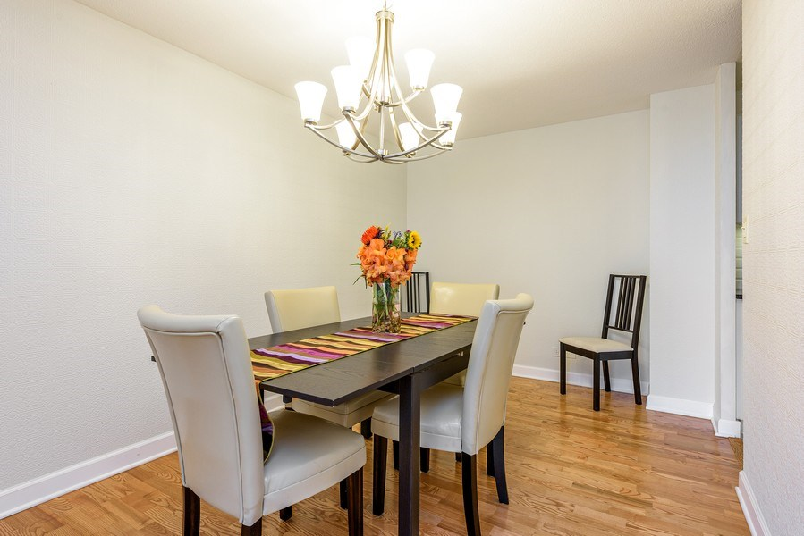 Real Estate Photography - 1415 N Dearborn, 8B, Chicago, IL, 60610 - Dining Room