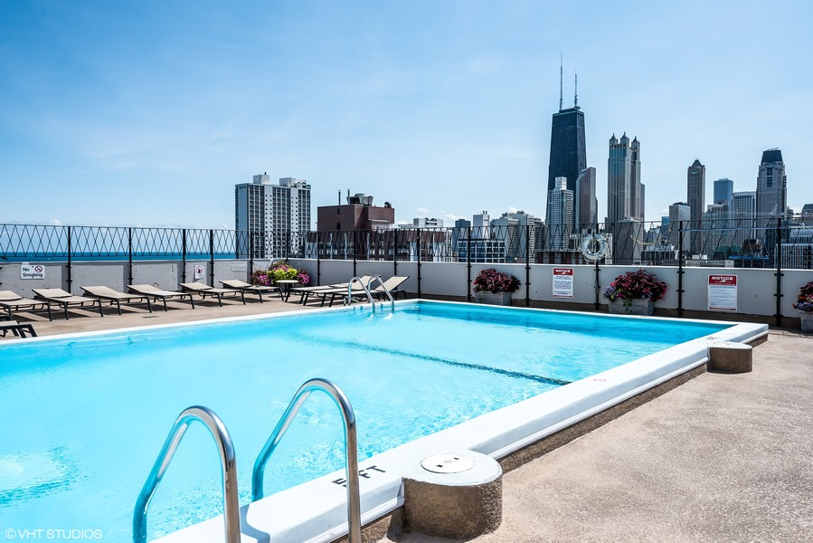 Real Estate Photography - 1415 N Dearborn, 8B, Chicago, IL, 60610 -
