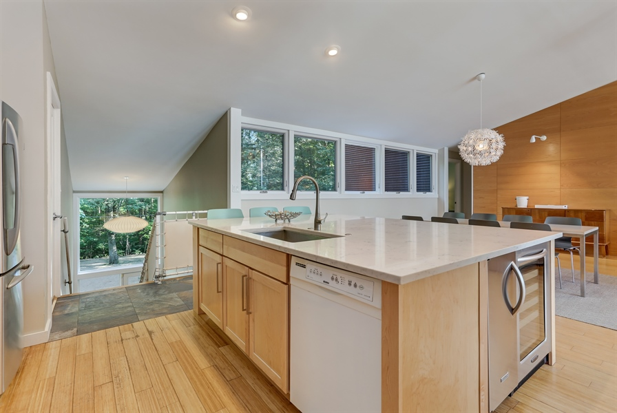 Real Estate Photography - 13726 Suns End, Harbert, MI, 49115 - Kitchen