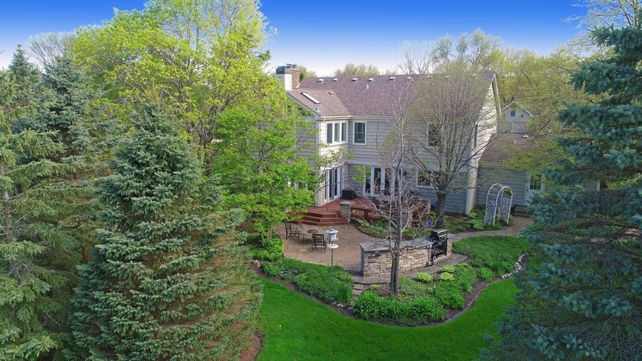 Real Estate Photography - 1680 Ridge Rd, Lake Forest, IL, 60045 -