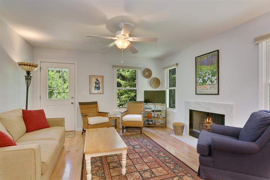 Real Estate Photography - 9450 Union Pier Rd, Union Pier, MI, 49129 - Living Room