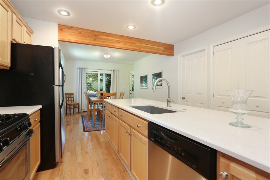 Real Estate Photography - 9450 Union Pier Rd, Union Pier, MI, 49129 - Kitchen / Dining Room