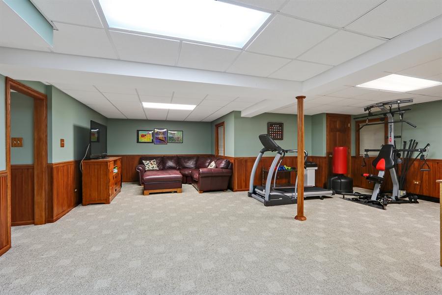 Real Estate Photography - 812 Foxmoor Ln, Lake Zurich, IL, 60047 - Basement