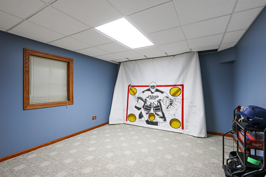 Real Estate Photography - 812 Foxmoor Ln, Lake Zurich, IL, 60047 - Play / Recreational Room
