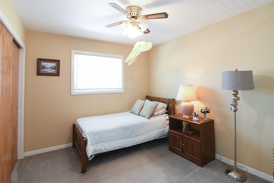 Real Estate Photography - 5921 Monroe St, Morton Grove, IL, 60053 - 2nd Bedroom