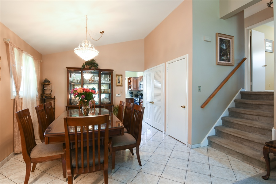 Real Estate Photography - 5921 Monroe St, Morton Grove, IL, 60053 - Dining Room