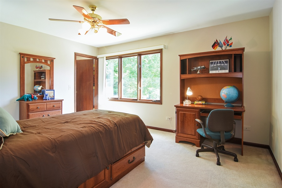 Real Estate Photography - 1 Overlook, Hawthorn Woods, IL, 60047 - 4th Bedroom