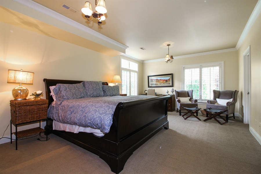 Real Estate Photography - 1251 Saint Andrews Road, Lake Geneva, WI, 53147 - 6th Bedroom