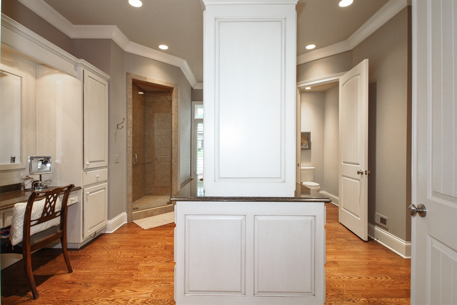 Real Estate Photography - 1251 Saint Andrews Road, Lake Geneva, WI, 53147 - Master Bathroom