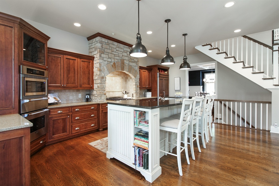 Real Estate Photography - 1251 Saint Andrews Road, Lake Geneva, WI, 53147 - Kitchen