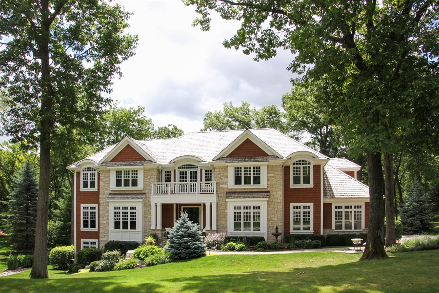 Real Estate Photography - 1251 Saint Andrews Road, Lake Geneva, WI, 53147 - Front View