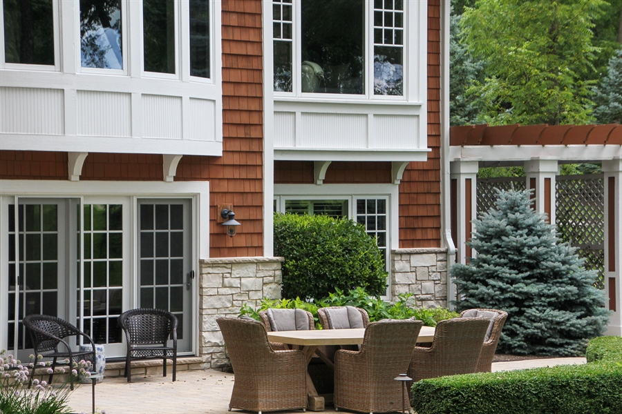 Real Estate Photography - 1251 Saint Andrews Road, Lake Geneva, WI, 53147 - Patio