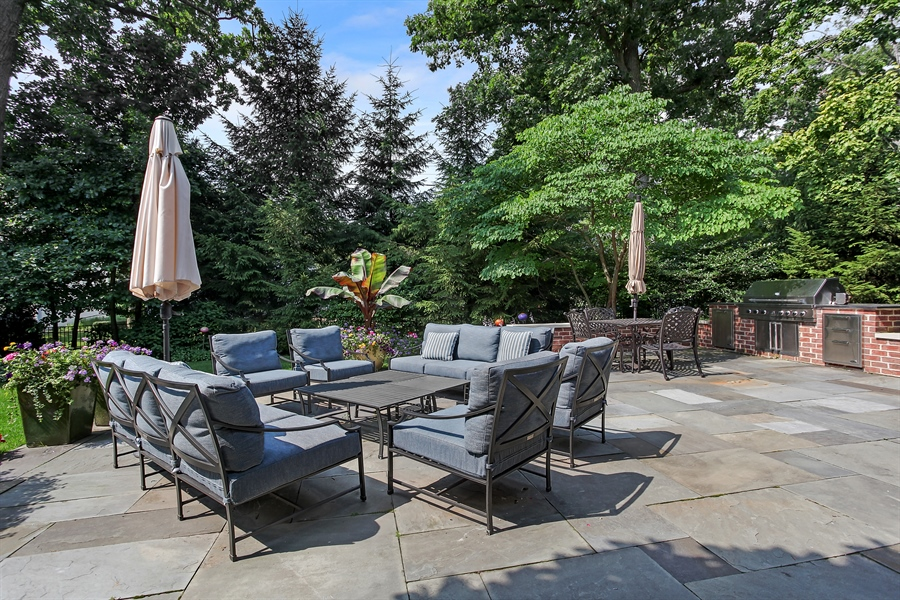 Real Estate Photography - 1354 Lincoln Ave S, Highland Park, IL, 60035 - Patio